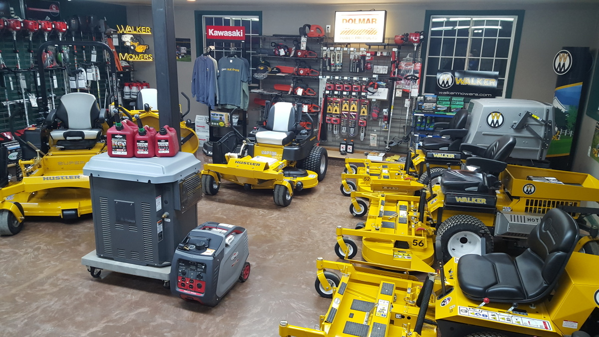 Mowers Plus | Specializing in Walker and Hustler Sales and Service